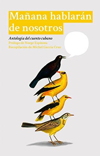 Portada del libro Mañana hablarán de nosotros: Antología del cuento cubano