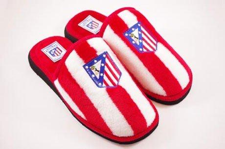 FUTBOL Zapatillas de casa Atlético de Madrid 24 al 34-27
