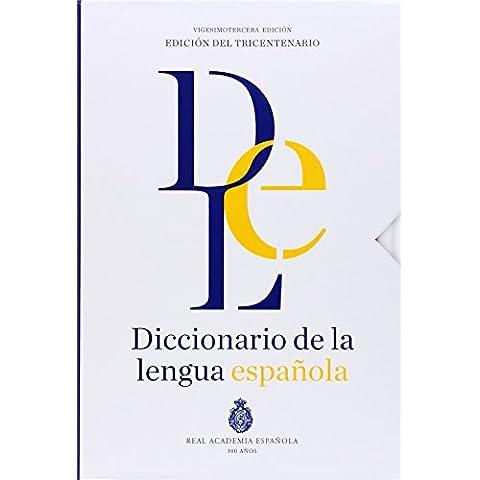 Diccionario De La Lengua Española - Vigesimotercera Edición, Versión Normal (Diccionario Espasa)