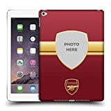 Head Case Designs Personalisierte Individuelle Arsenal FC Rot Un Gold 2018/19 Fotos Ruckseite Hülle für iPad Air 2 (2014)