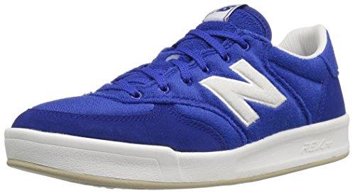New Balance Tennis Retro Lifestyle Suede/Textile, Scarpe da Ginnastica Uomo, Blu (Royal Blue), 40 1/2 (New Balance Abbigliamento Da Tennis)