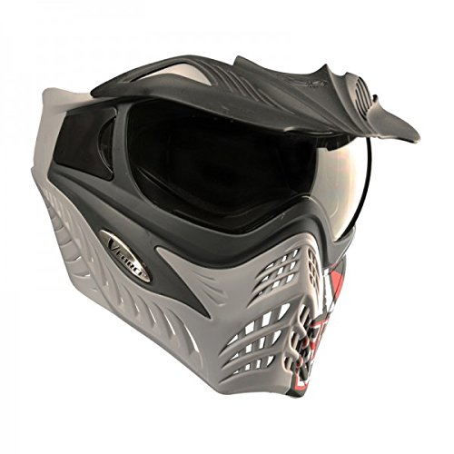 VForce Grill Paintballmaske 2015, G.I. Sportz Logo, grau -