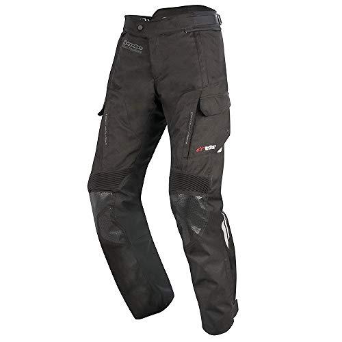 Alpinestars Hose ANDES V2 DRYSTAR Motorradhose Textil wasserdicht schwarz Größe M
