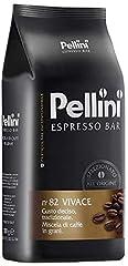Idea Regalo - Pellini Caffè, Caffè in Grani Pellini Espresso Bar No. 82 Vivace, 1kg