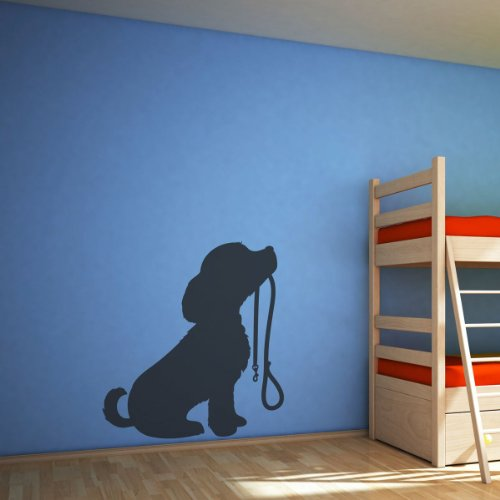 supertogether-puppy-lead-repositionable-chalkboard-childrens-bedroom-playroom-wall-sticker