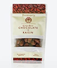 Bresserts: Couverture Chocolate + Raisin