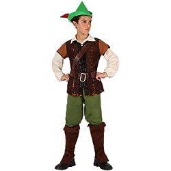 Atosa - Disfraz de arquero para niño, talla 5 - 6 años (7038)