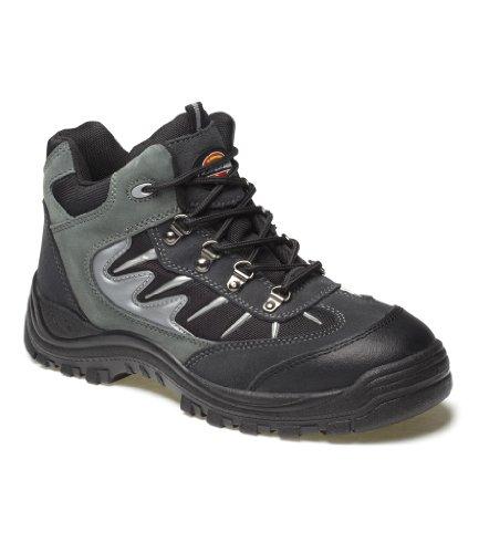 Dickies , Chaussures de sécurité pour homme Gris - gris