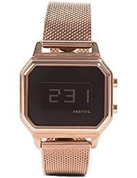 e26c929f2057 Parfois - Relojes Relojes Metal Dorado - Mujeres - Tallas M - Dorado