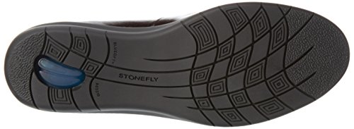 Stonefly Paseo III 1 Damen Schnürhalbschuhe Violett (Wine 650)