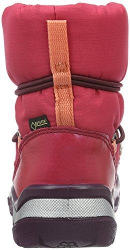 Ecco Snowride, Chaussures Marche Bébé Fille Rouge (RASPBERRY/RASPBERRY/MORILLO50141)