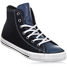 f9c47c30e2e19 Converse Scarpe CT As Hi Suede Leather Blu A I 2017 658982C - 307742