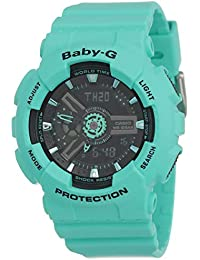 Casio Baby-G Analog-Digital Black Dial Women's Watch - BA-111-3ADR (B149)