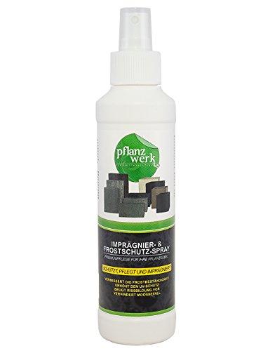 PFLANZWERK® Fioriera Spray protettivo impermeabilizzante 250ml *PROTEZIONE GELO* *PROTEZIONE UV* *PRODOTTO DI