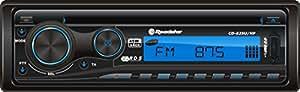 Roadstar CD-825U/HP Autoradio multimedia avec lecteur CD et port USB pour MP3 / WMA (tuner radio AM, FM ,RDS et PLL, façade amovible, affichage LCD) (Import Allemagne)