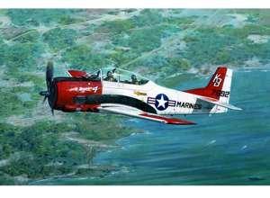 roden-modellino-aereo-north-american-t-28b-trojan-scala-148