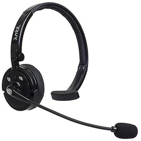 Bluetooth Headset BH-M10B Schwarz für PS3/Samsung, HTC, iPhone, Nokia, Sony Ericssen