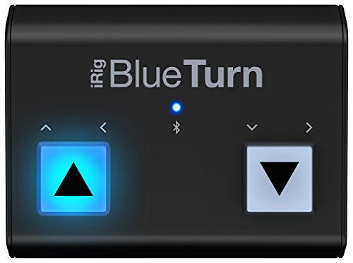IK Multimedia P3970 iRig BlueTurn (Multimedia Ik Android)
