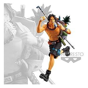 Banpresto One Piece Estatua Portgas D. Ace, Multicolor (BANP82976)