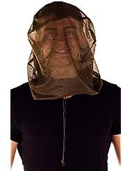 Pyramid Premium Head Net for Midge/Mosquito in Green