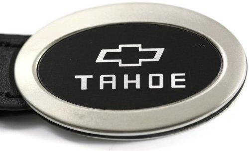 dantegts-chevy-chevrolet-tahoe-schwarz-leder-schlusselanhanger-oval-authentic-logo-kette-key-ring-sc