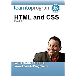 HTML and CSS Part II