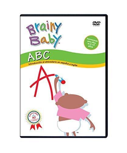 Brainy Baby ABC's in Spanish: ABC DVD
