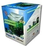 SuperFish Komplett-Aquarium 25L / Aqua 40 Silver