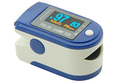Preisvergleich Produktbild Fingerpulsoximeter CMS 50D