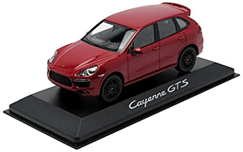 Mini Champs - 0200070c - Véhicule Miniature - Modèles À L'échelle - Porsche Cayenne Gts - 2012 - Echelle