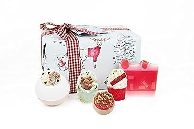 Bomb Cosmetics Handmade Gift Pack, Creature Comforts