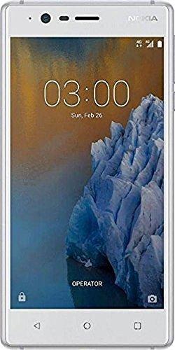 Nokia 3 (White-Silver)