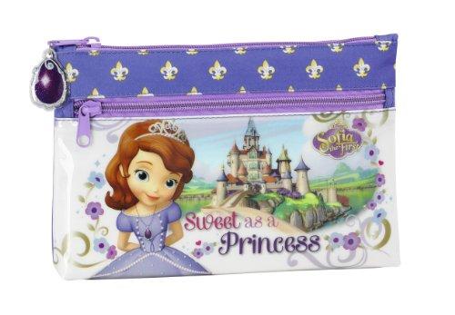 Princesa Sofía – Portatodo Dos Cremalleras Grande (SAFTA 811416033)