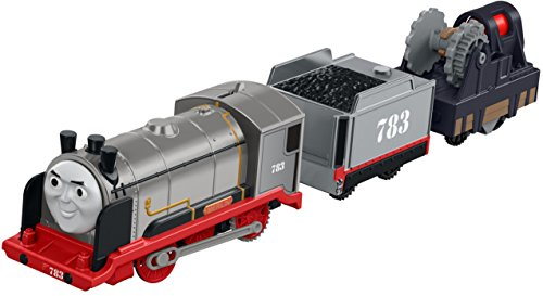 Thomas & Friends FBK19 Trackmaster Motorized Merlin the Invisible Engine