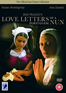 Love Letters of a Portuguese Nun [Import anglais]