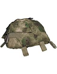 Housse de casque avec poches réglable de HDT Camo FG