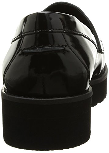 Jonak 225-2479, Damen Slipper Schwarz (Noir (Polido Noir))