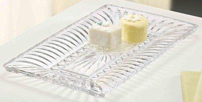 Fifth Avenue Crystal Estate Platter Dessert Tray by Fifth Avenue Crystal Avenue-dessert