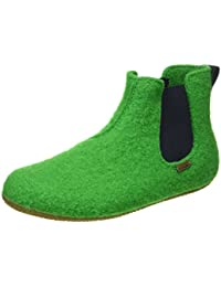 Living Kitzbühel Unisex-Kinder Chelsea Boots Uni Hohe Hausschuhe
