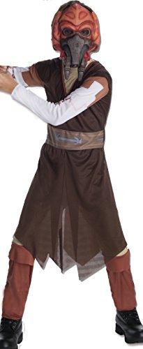 Plo Koon Kostüm Star Wars Kinderkostüm, (Kinder Plo Koon Kostüme)