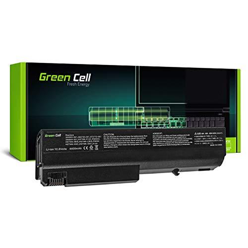 Green Cell Standard Serie Laptop Akku für HP Compaq 6710b 6710s 6715b 6715s 6910p nc6120 nc6220 nc6320 nc6400 nx6110 nx6310 (6 Zellen 4400mAh 11.1V Schwarz)
