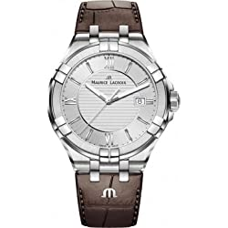 Mens Maurice Lacroix Aikon Watch AI1008-SS001-130-1