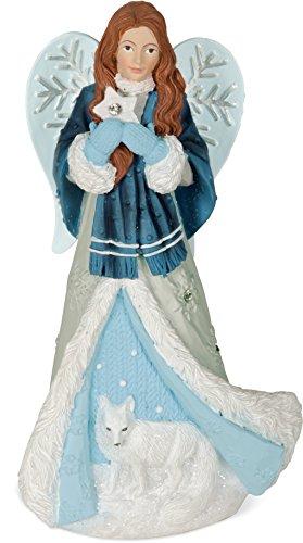 Unbekannt Angel Star Figur, hellblau -