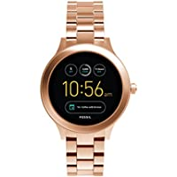 Fossil Gen 3 Smartwatch Q Venture Rose Gold-Tone Stainless Steel – Women's Smartwatch with Bluetooth Technology - Activity Tracker, Smartphone Notifications