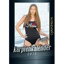 Carponizer erotischer Karpfenkalender 2015 - Angelkalender