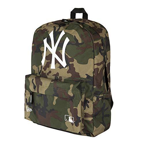 New Era MLB Everyday Bag Neyyan Wdc Umhängetasche, Unisex, Erwachsene, Green Med, Einheitsgröße