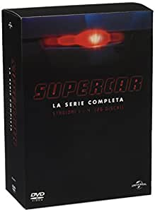 Supercar - Complete Collection (Stagioni 1-4) (26 DVD)