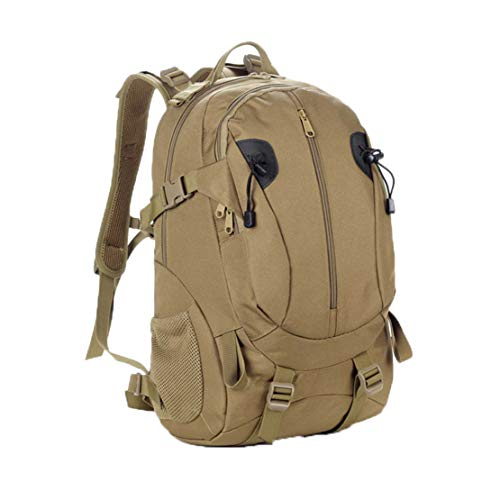 Llde 40l borsa da alpinismo grande capacità zainetti militari backpack uomo outdoor rucksack mimetico zaino impermeabile
