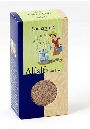 Semillas alfalfa para germinar 120 g