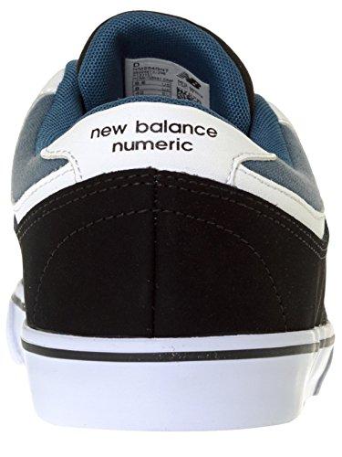 Baskets New Balance Numeric : 254 Quincy BLB BK Black/Slate